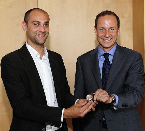 Le Dr Pierre Béjot : lauréat du Prix Vacheron Constantin des Sciences 2011