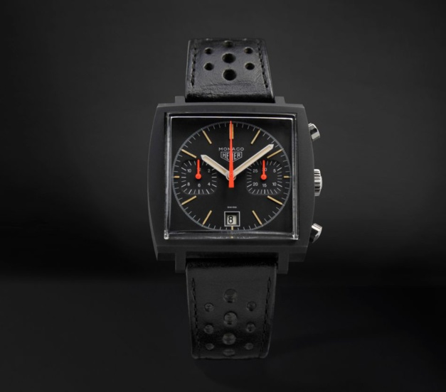 Heuer Monaco Dark Lord, 1979