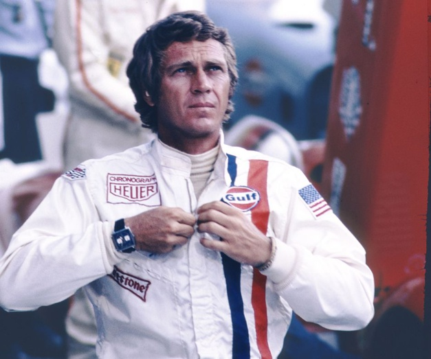 Steve McQueen, Monaco Heuer Le Mans