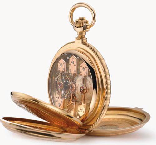 Girard-Perregaux : une exposition horlogère au Printemps à partir du 25 août 2011