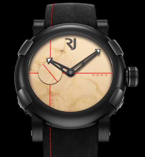 RJ-Romain Jerome Only Watch 2011 : Rock the Rock DNA