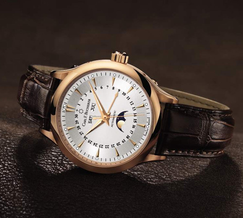 Carl F. Bucherer Manero MoonPhase