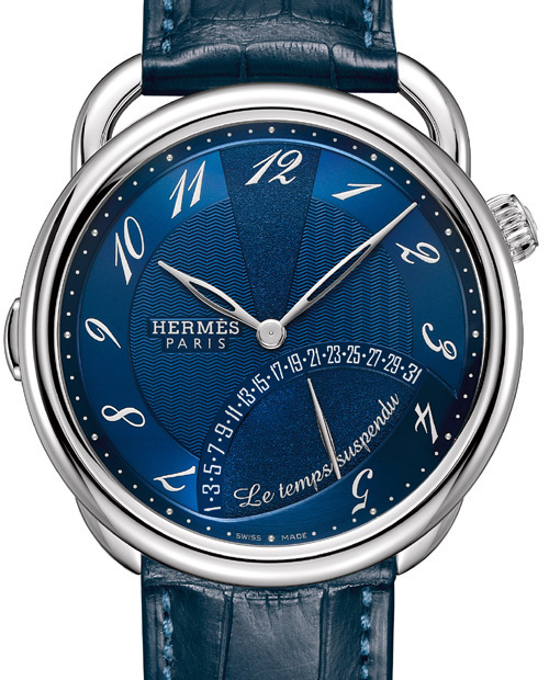 Hermès Arceau Le Temps suspendu Only Watch 2011
