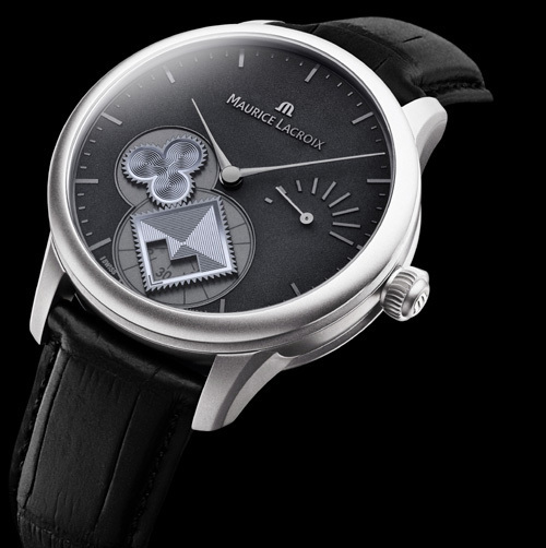 Maurice Lacroix Masterpiece Roue Carrée Seconde Only Watch 2011