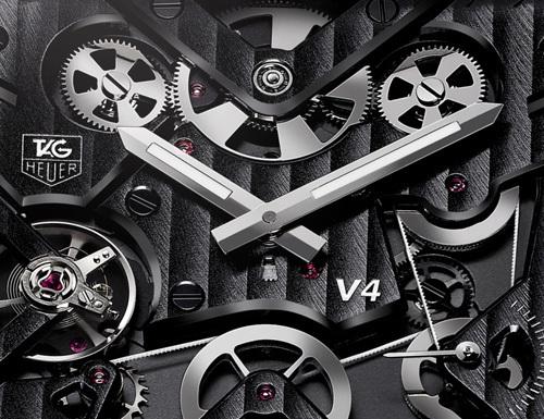 TAG Heuer : Monaco V4 nouvelle génération