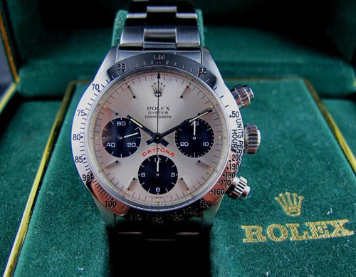 Et si les Rolex de collection étaient un placement financier ? par Gérard Vautrin, Olivine Prestige