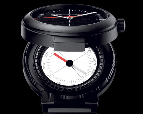 Porsche Design P'6520 Heritage Compass Watch