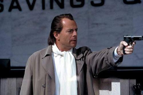 Bruce Willis dans Bandits, DR