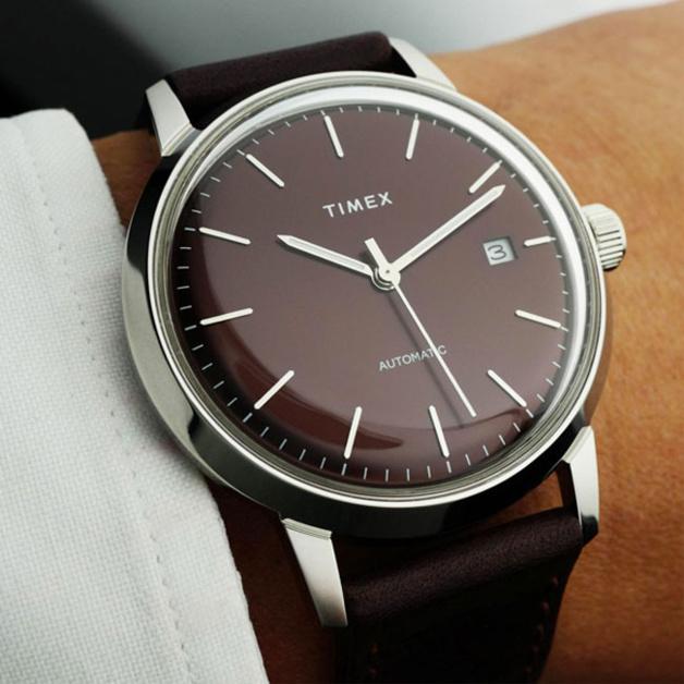 Timex Marlin : montre auto et vintage d'entrée de gamme