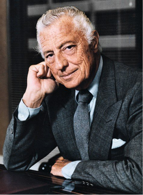 Gianni Agnelli, copyright Fiat Group