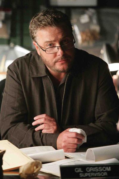 William Petersen dans la série Les experts Las Vegas, DR