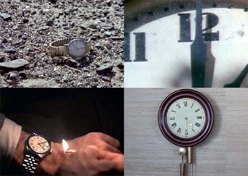 Christian Marclay : The clock, 2011