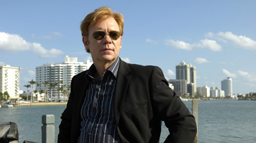 David Caruso dans Les experts Miami, DR