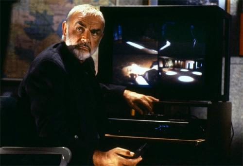 Sean Connery dans Soleil levant, DR