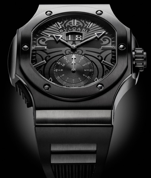 Bulgari Endurer Chronosprint All Blacks Daniel Roth