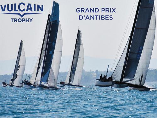 Vulcain Trophy : la dernière régate de la saison se tiendra à Antibes du 22 au 24 septembre 2011