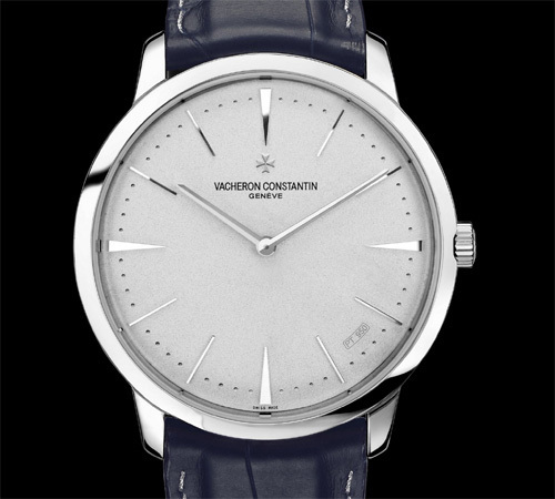 Patrimony Contemporaine Automatique Collection Excellence Platine