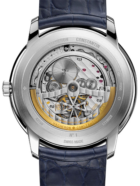 Vacheron Constantin Patrimony Contemporaine Automatique Collection Excellence Platine