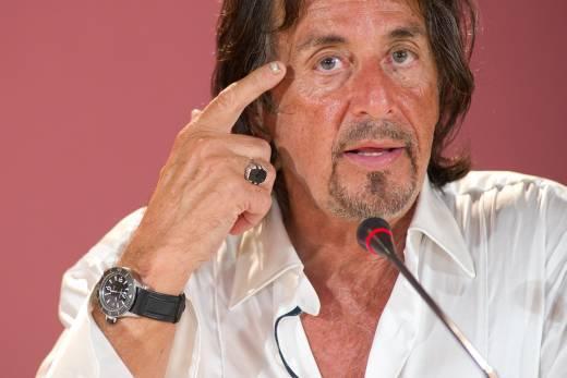 Al Pacino porte une JLC Master Compressor Diving Navy Seals