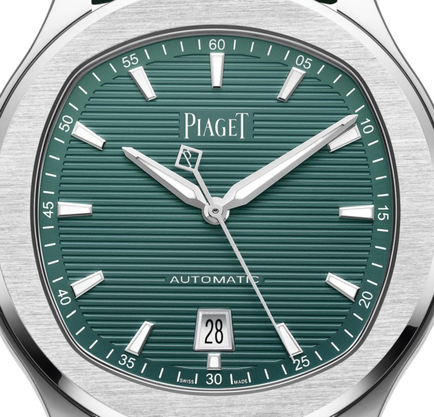Piaget Polo green