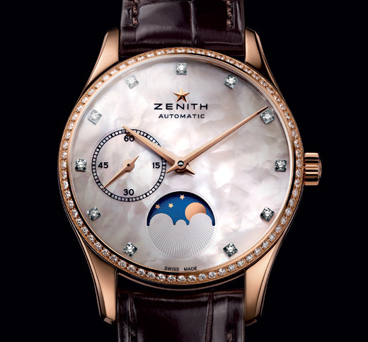 Zenith Ultrathin Lady Moonphase