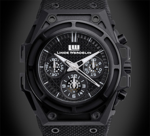 Linde Werdelin SpidoSpeed Chronograph Skeleton Watch