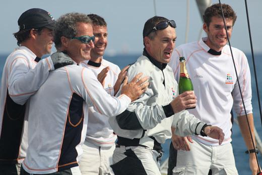 Michel Desjoyaux remporte le Vulcain Trophy 2011