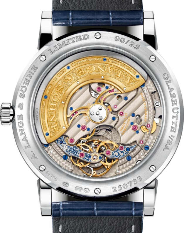 "Lange 1 Tourbillon QP ""25th Anniversary"""