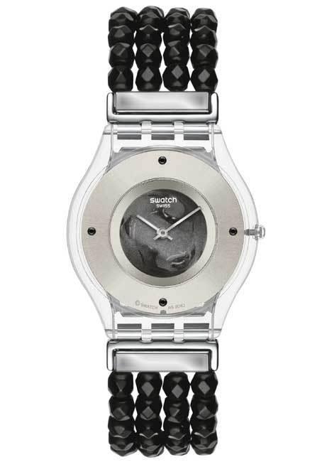 Swatch : Jean-Michel Othoniel réalise deux montres pour la collection Swatch & Art
