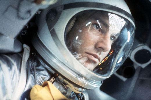 Dennis Quaid dans L'étoffe des héros, DR