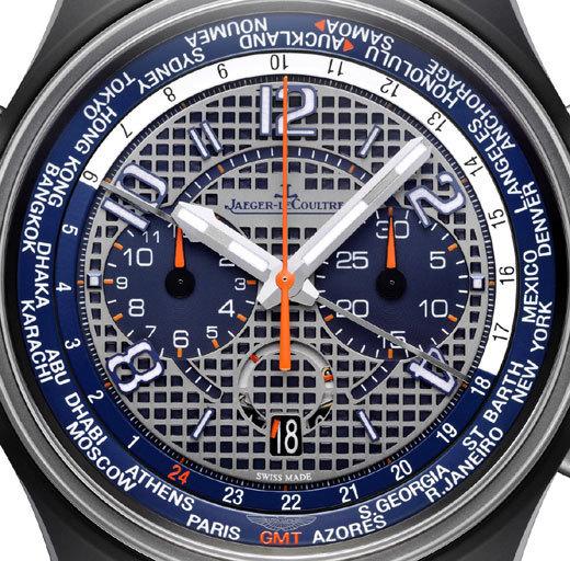AMVOX5 World Chronograph LMP1 : nouveauté issue du partenariat entre Jaeger-LeCoultre et Aston Martin