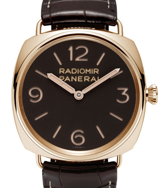 Officine Panerai Radiomir Special Edition SET 2011 : coffret collector