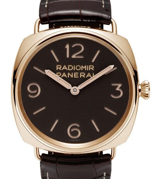 Officine Panerai Radiomir Special Edition SET 2011 : coffret collector