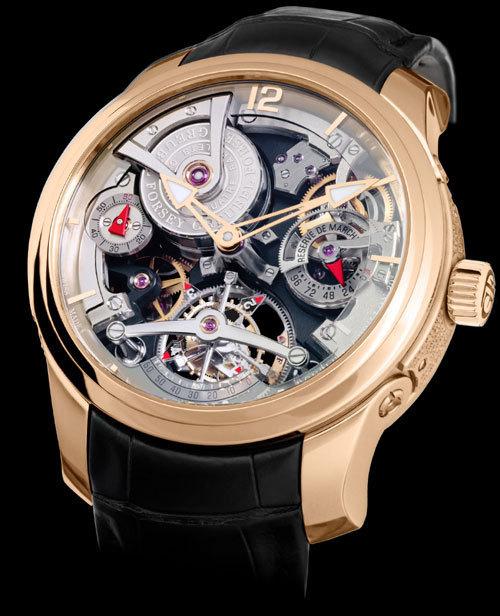 Concours International de Chronométrie 2011 : le gagnant est… le Double Tourbillon 30° Technique de Greubel Forsey