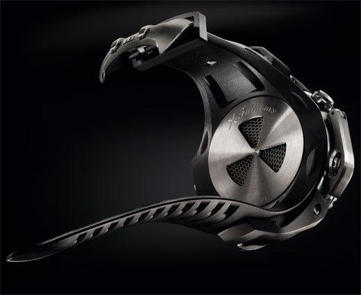 Blancpain X Fathoms : montre de plongée ultime