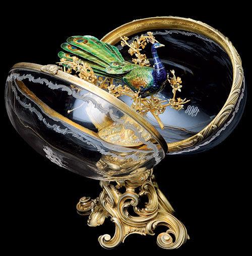 Mechanical Wonders : Parmigiani Fleurier expose A La Vieille Russie à New York