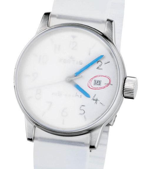 Fortis Frisson : ma montre est recouverte de buée, c'est normal ? Oui ! C'est l'idée…