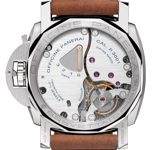 Panerai Luminor Marina 1950 3 days – 47 mm : dévoilée à l'exposition O'Clock - time design, design time