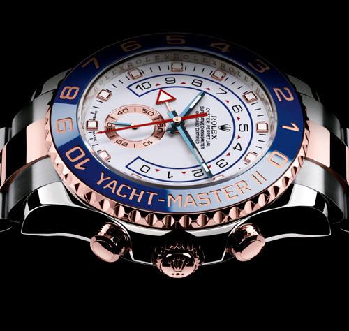 Rolex Oyster Perpetual Yacht-Master 2 : le point sur le modèle or rose et acier avec Alexis Francis-Boeuf