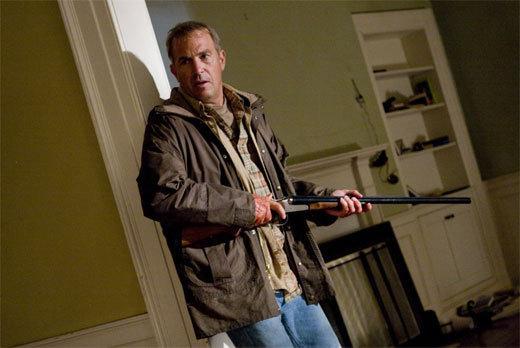 Kevin Costner dans Instinct de survie, DR