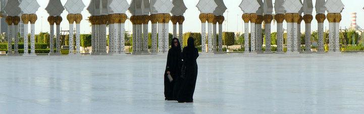 Mosquée Cheick Zayed