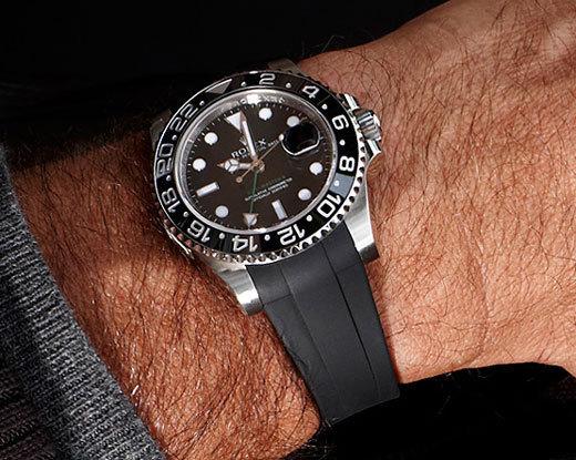 bracelet caoutchouc RubberB
