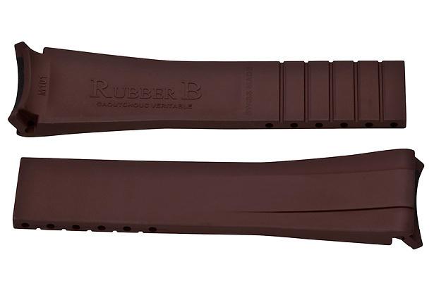 RubberB : des bracelets en caoutchouc pour les Rolex Professionnels