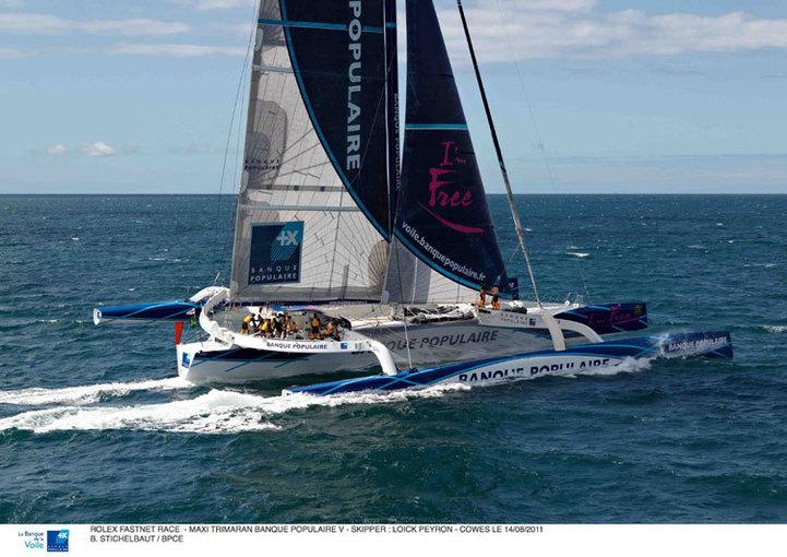 Trophée Jules Verne : Corum devient chronométreur officiel du Team Banque Populaire