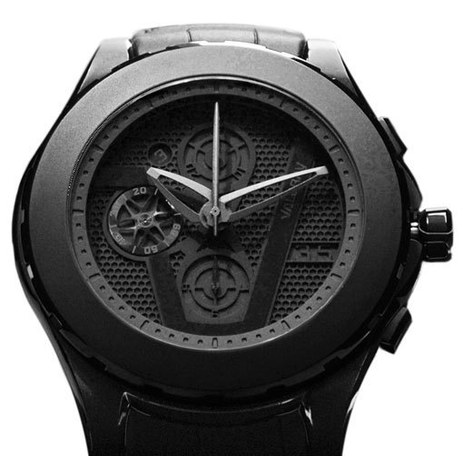 Valbray V.01 Full Black