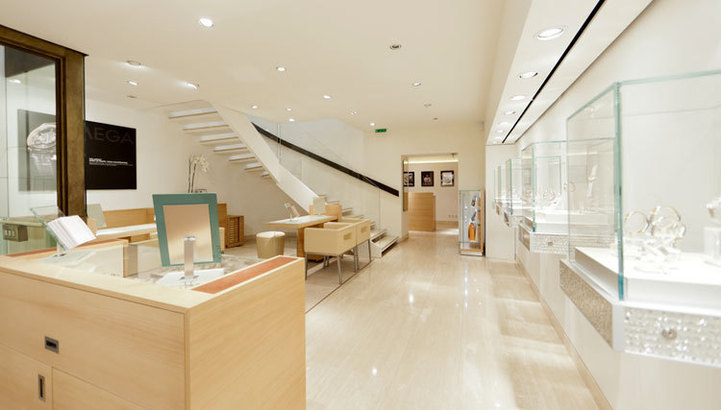 Omega : la boutique des Champs-Elysées dévoile son tout nouveau concept