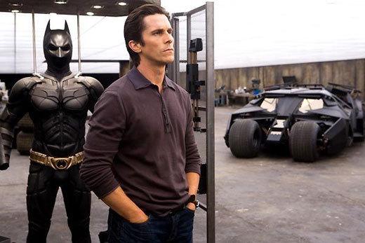 The Dark Knight, DR