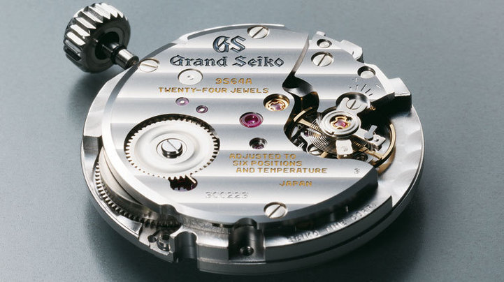 Grand Seiko Calibre 9S64