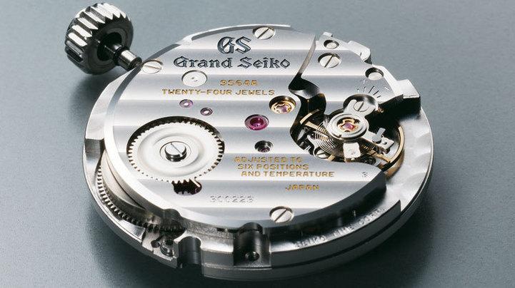 Grand Seiko Calibre 9S64