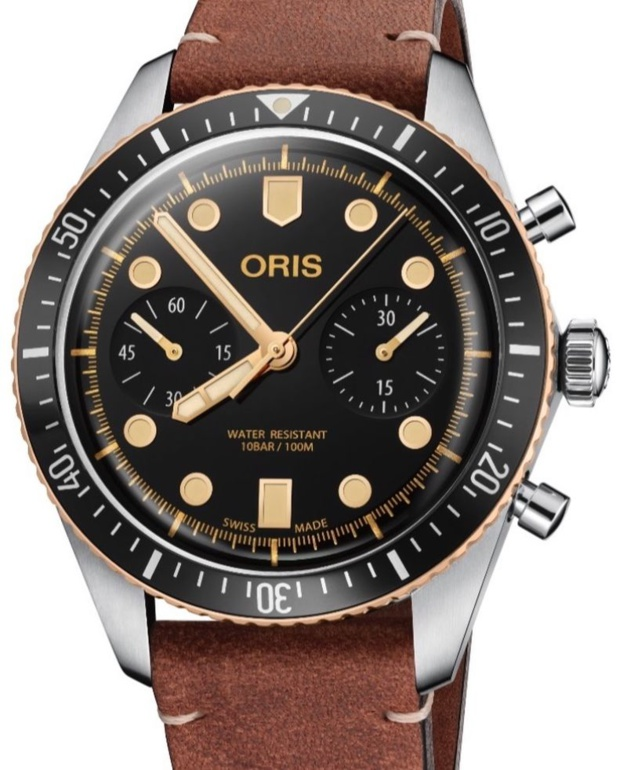 Chrono Oris Divers Sixty-Five